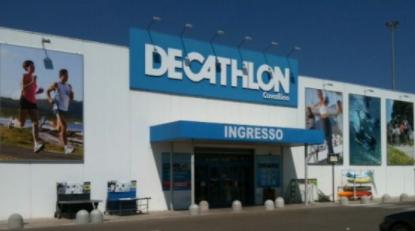 DECATHLON en Italie